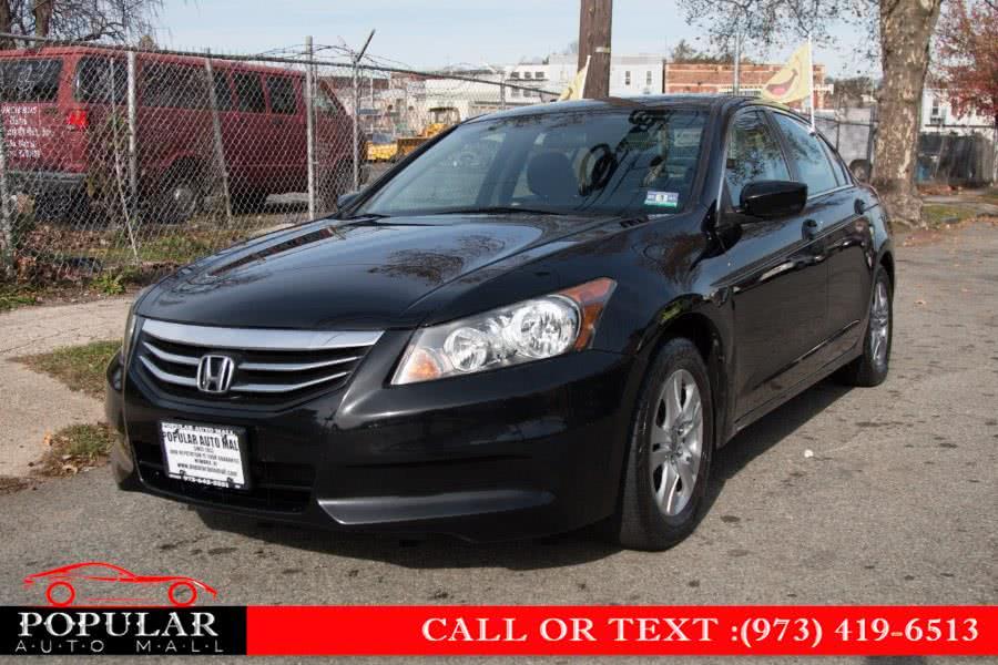 Used 2012 Honda Accord Sdn in Newark , New Jersey | Popular Auto Mall Inc . Newark , New Jersey