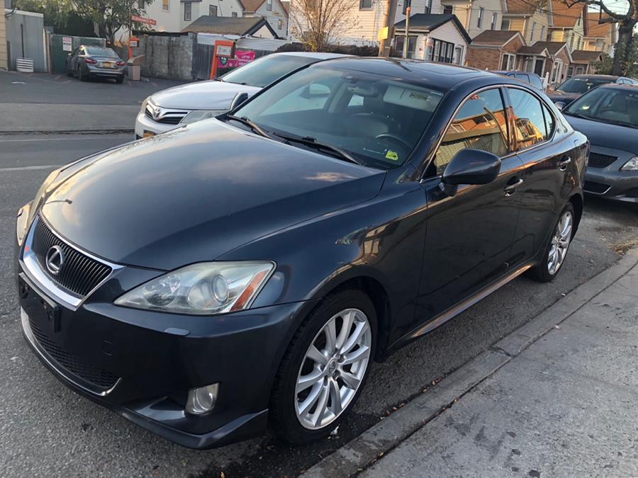 2007 Lexus IS 250 4dr Sport Sdn Auto AWD, available for sale in Hollis, New York | Authentic Autos LLC. Hollis, New York