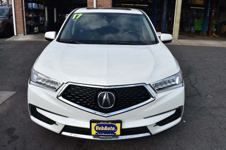 2017 Acura MDX SH-AWD w/Technology Pkg, available for sale in Hartford, Connecticut | VEB Auto Sales. Hartford, Connecticut