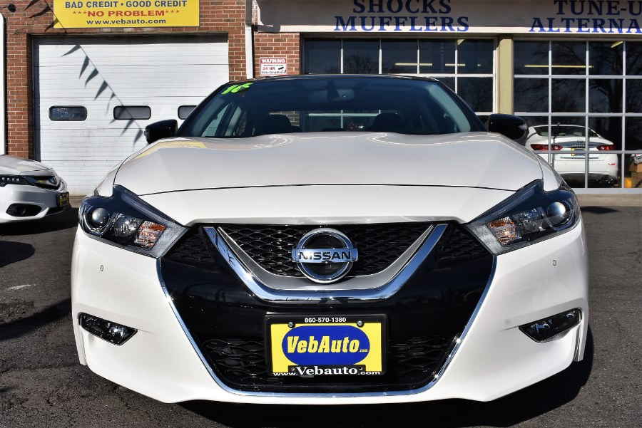 2016 Nissan Maxima 4dr Sdn 3.5 SL, available for sale in Hartford, Connecticut | VEB Auto Sales. Hartford, Connecticut