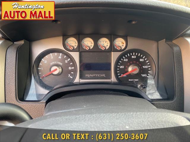 "Used Ford F-150 4WD SuperCab 133"" SVT Raptor 2010   Huntington Auto Mall. Huntington Station, New York"