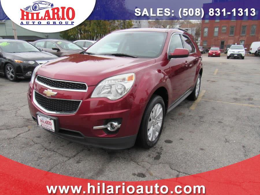 Used 2011 Chevrolet Equinox in Worcester, Massachusetts | Hilario's Auto Sales Inc.. Worcester, Massachusetts