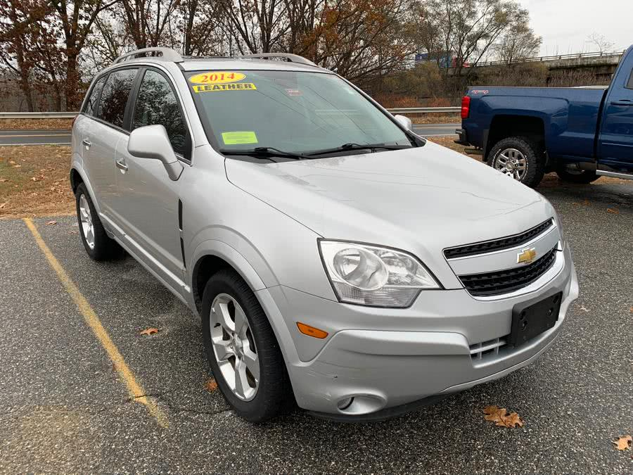 Used 2014 Chevrolet Captiva Sport Fleet in Methuen, Massachusetts | Danny's Auto Sales. Methuen, Massachusetts