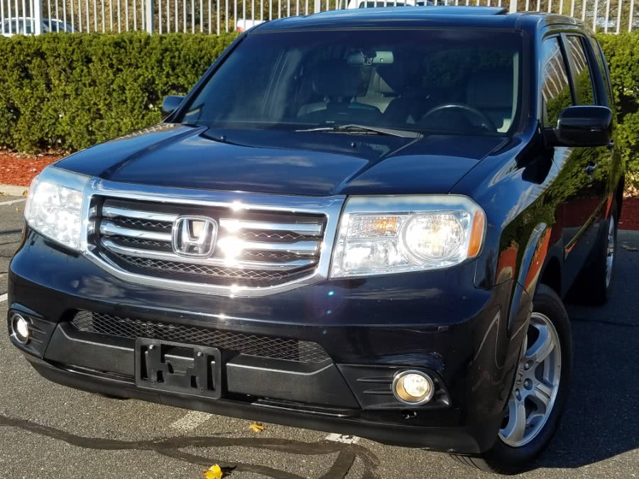 Used Honda Pilot 4WD 4dr EX-L w/Leather,Sunroof,Backup Camera,DVD 2012