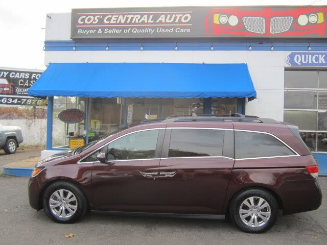 Used 2014 Honda Odyssey in Meriden, Connecticut | Cos Central Auto. Meriden, Connecticut