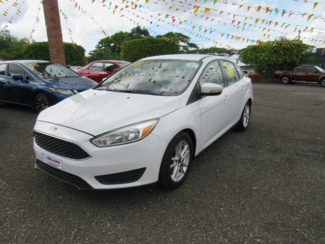 Used 2016 Ford Focus in San Francisco de Macoris Rd, Dominican Republic | Hilario Auto Import. San Francisco de Macoris Rd, Dominican Republic