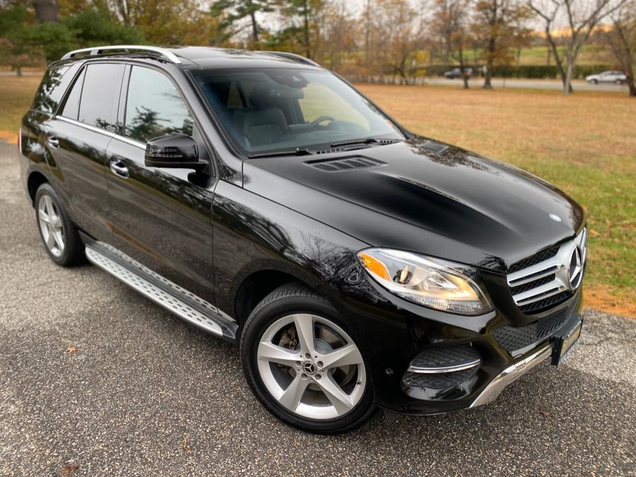 Used Mercedes-Benz GLE-Class GLE 350 4MATIC SUV 2017 | Luxury Motor Club. Franklin Square, New York