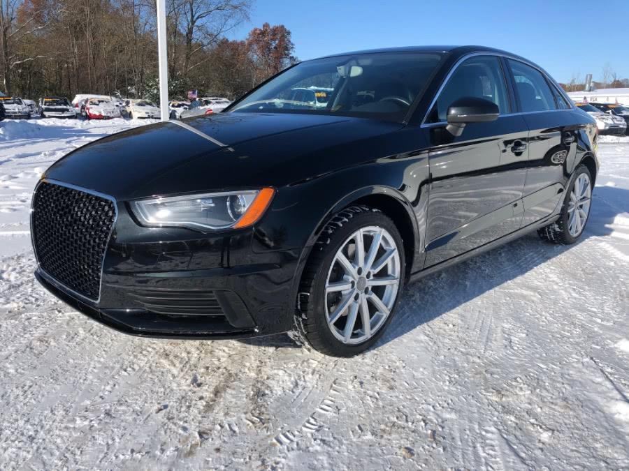 Used 2015 Audi A3 in Ortonville, Michigan | Marsh Auto Sales LLC. Ortonville, Michigan