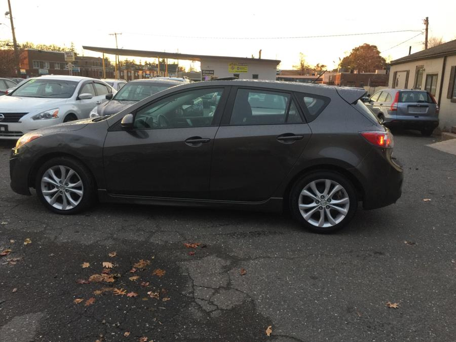 2010 Mazda Mazda3 5dr HB Auto s Sport, available for sale in Manchester, Connecticut | Best Auto Sales LLC. Manchester, Connecticut