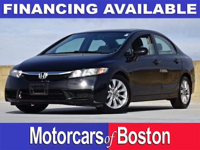 Used 2009 Honda Civic Sedan in Newton, Massachusetts | Motorcars of Boston. Newton, Massachusetts