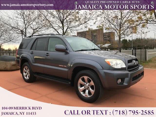 Used 2007 Toyota 4Runner in Jamaica, New York | Jamaica Motor Sports . Jamaica, New York