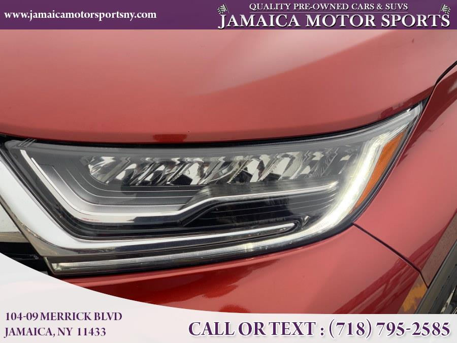 2017 Honda CR-V Touring AWD, available for sale in Jamaica, New York | Jamaica Motor Sports . Jamaica, New York