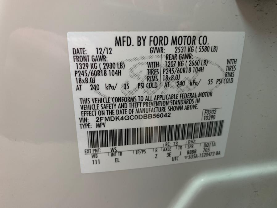 Used Ford Edge 4dr SE AWD 2013 | M Sport Motor Car. Hillside, New Jersey