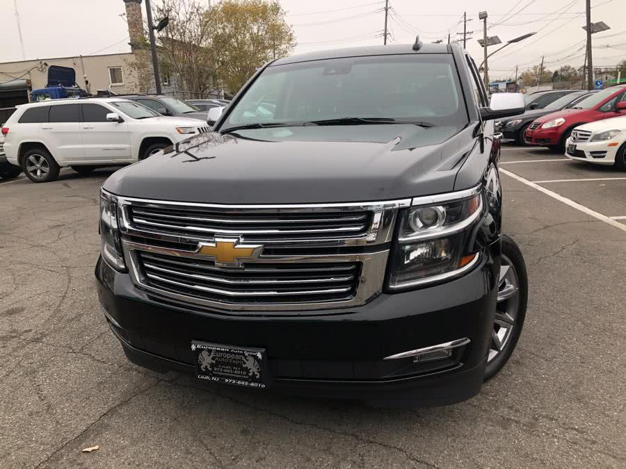 Used 2015 Chevrolet Tahoe in Lodi, New Jersey | European Auto Expo. Lodi, New Jersey