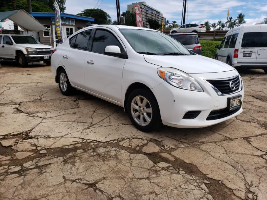 Used 2014 Nissan Versa in Lihue, Hawaii | Harbor Motors Inc. Lihue, Hawaii