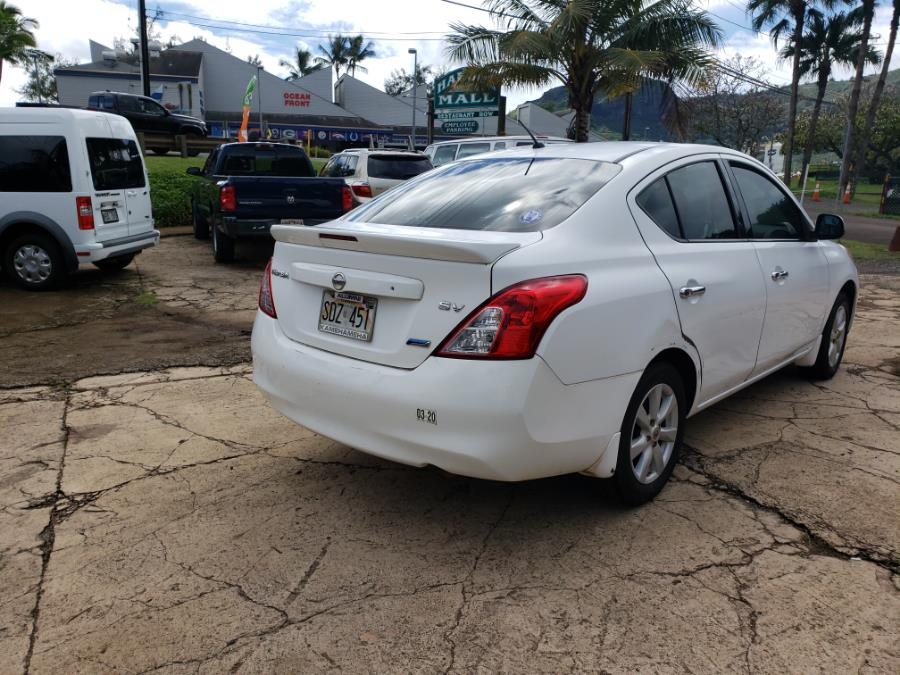 Used Nissan Versa 4dr Sdn CVT 1.6 SV 2014 | Harbor Motors Inc. Lihue, Hawaii