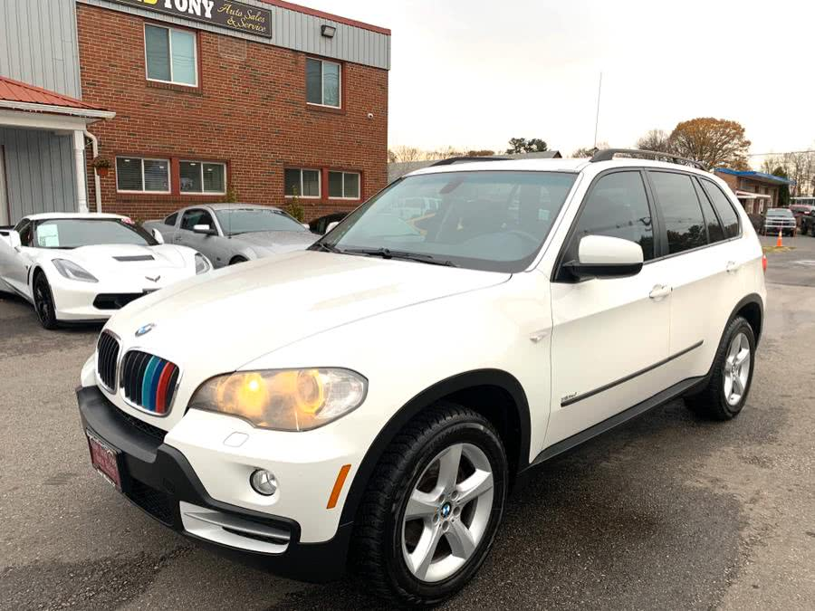 Used 2008 BMW X5 in South Windsor, Connecticut | Mike And Tony Auto Sales, Inc. South Windsor, Connecticut