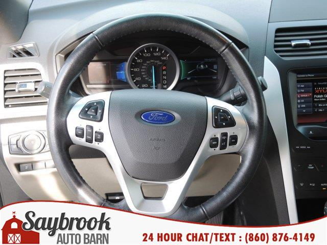 2014 Ford Explorer 4WD 4dr XLT, available for sale in Old Saybrook, Connecticut | Saybrook Auto Barn. Old Saybrook, Connecticut