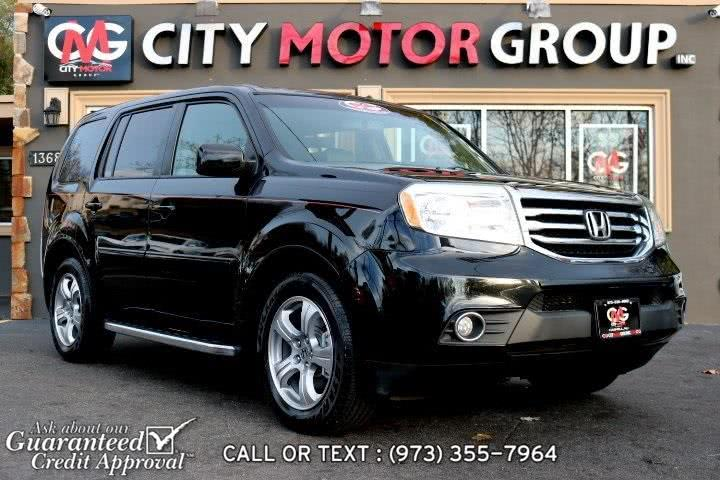Used 2012 Honda Pilot in Haskell, New Jersey | City Motor Group Inc.. Haskell, New Jersey