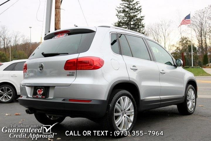 2016 Volkswagen Tiguan SE, available for sale in Haskell, New Jersey | City Motor Group Inc.. Haskell, New Jersey