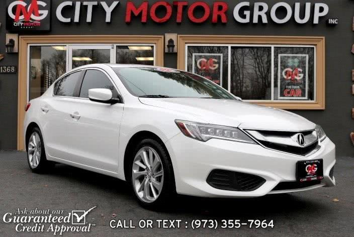 Used 2016 Acura Ilx in Haskell, New Jersey | City Motor Group Inc.. Haskell, New Jersey