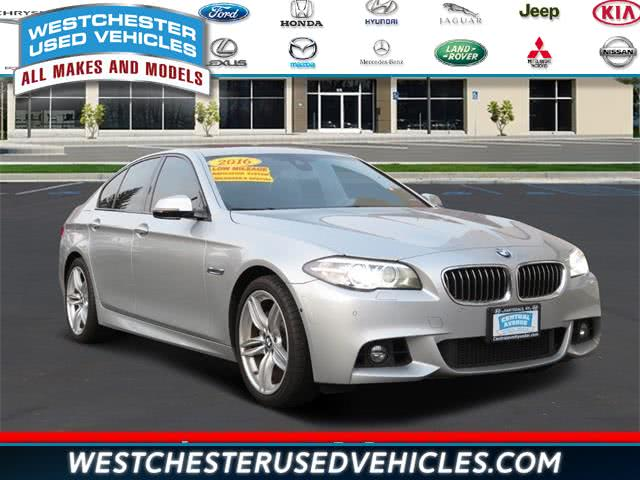 Used 2016 BMW 5 Series in White Plains, New York | Westchester Used Vehicles . White Plains, New York