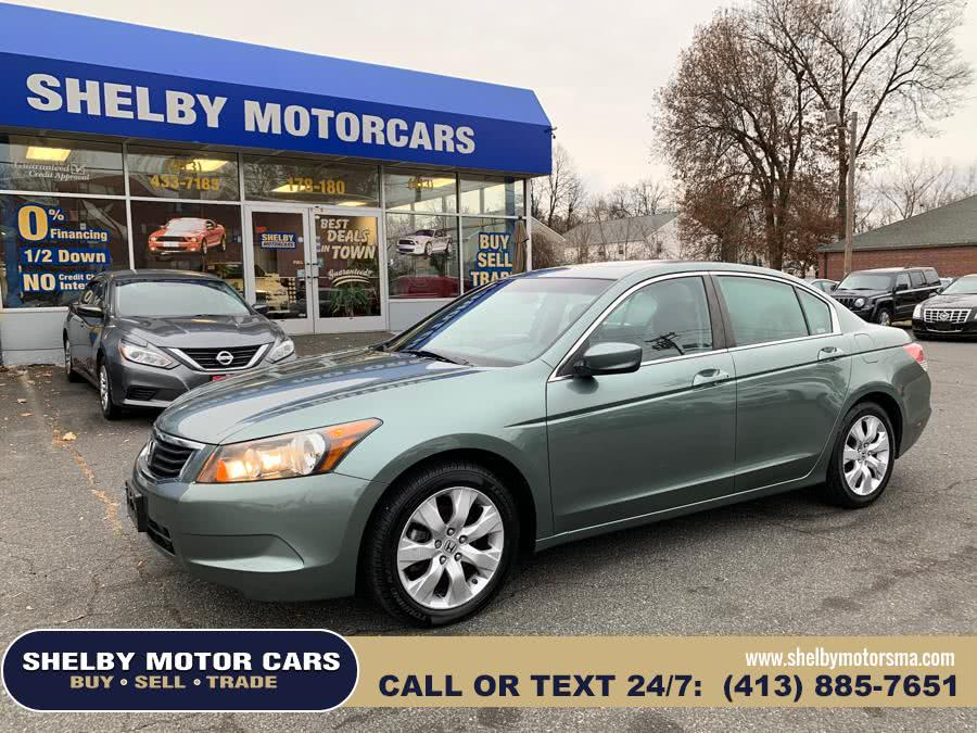 Used 2010 Honda Accord Sdn in Springfield, Massachusetts | Shelby Motor Cars . Springfield, Massachusetts