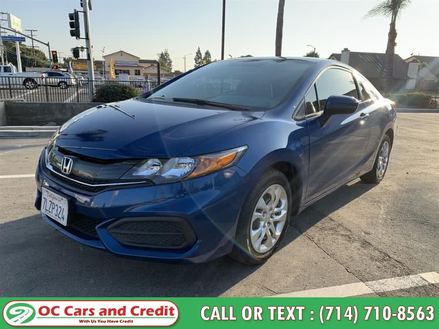 Used 2015 Honda Civic in Garden Grove, California | OC Cars and Credit. Garden Grove, California