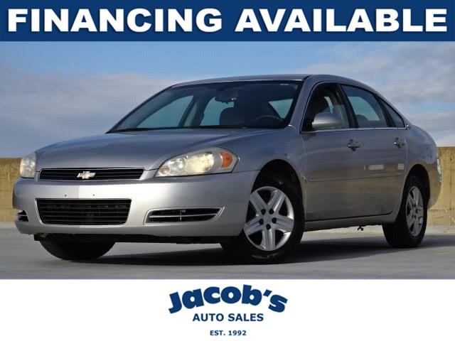 Used Chevrolet Impala 4dr Sdn LS 2006 | Jacob Auto Sales. Newton, Massachusetts