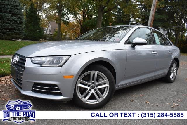 Used 2017 Audi A4 in Bronx, New York | On The Road Automotive Group Inc. Bronx, New York