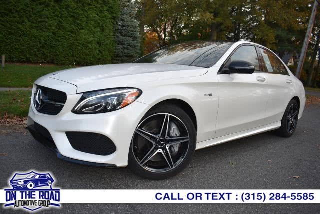 Used Mercedes-Benz C-Class AMG C 43 4MATIC Sedan 2017 | On The Road Automotive Group Inc. Bronx, New York