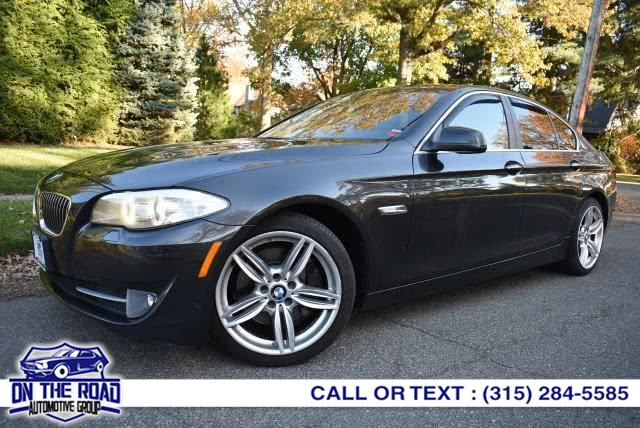 Used 2013 BMW 5 Series in Bronx, New York | On The Road Automotive Group Inc. Bronx, New York
