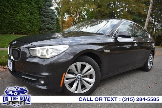 Used 2015 BMW 5 Series Gran Turismo in Bronx, New York | On The Road Automotive Group Inc. Bronx, New York