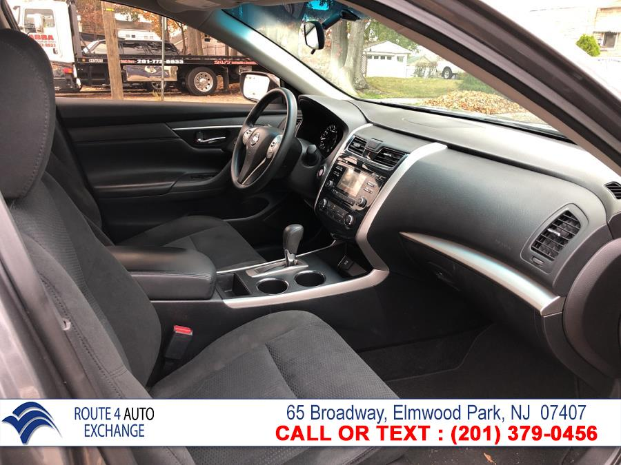 2015 Nissan Altima 4dr Sdn I4 2.5 S, available for sale in Elmwood Park, New Jersey | Route 4 Auto Exchange. Elmwood Park, New Jersey