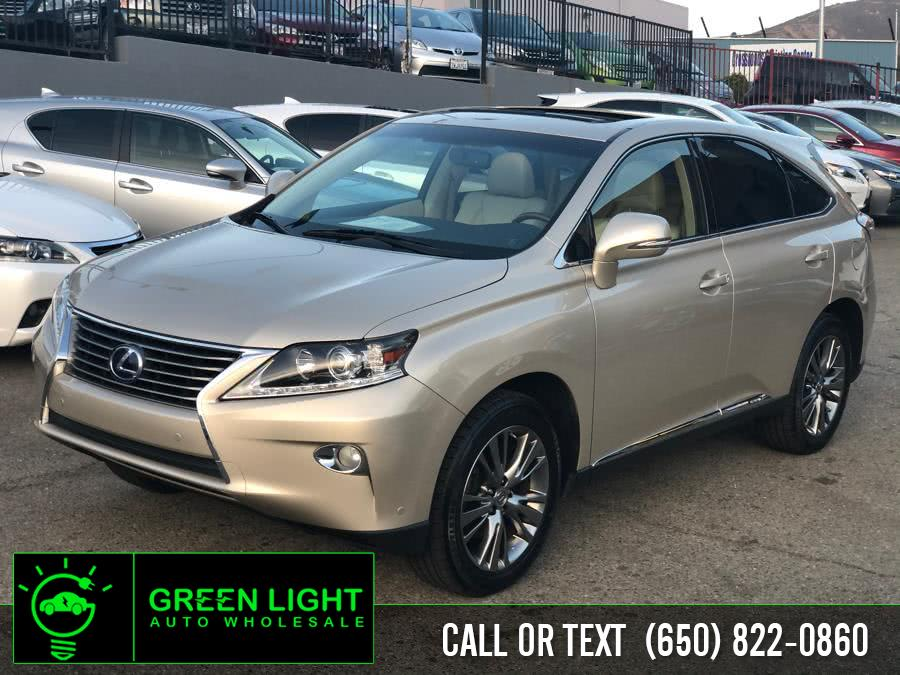 Used 2013 Lexus RX 450h in Daly City, California | Green Light Auto Wholesale. Daly City, California