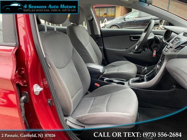 2015 Hyundai Elantra SE, available for sale in Garfield, New Jersey   4 Seasons Auto Motors. Garfield, New Jersey