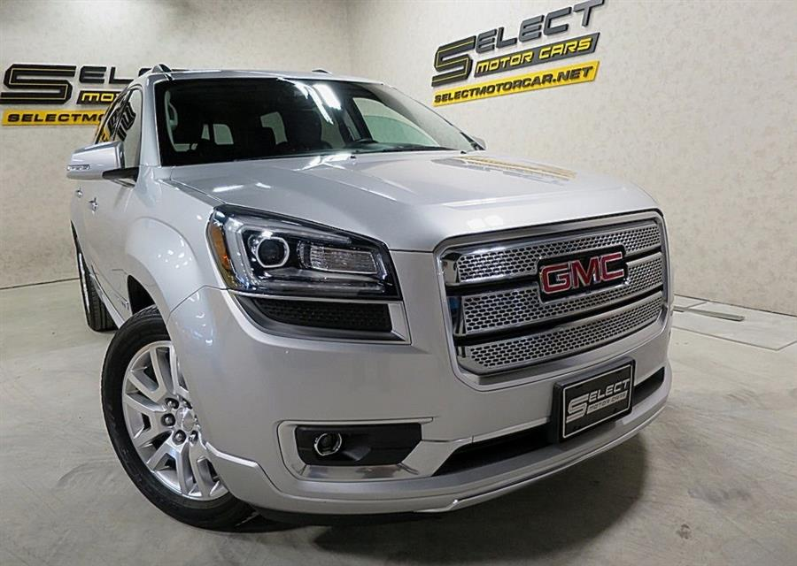 Used GMC Acadia Denali 2016 | Select Motor Cars. Deer Park, New York