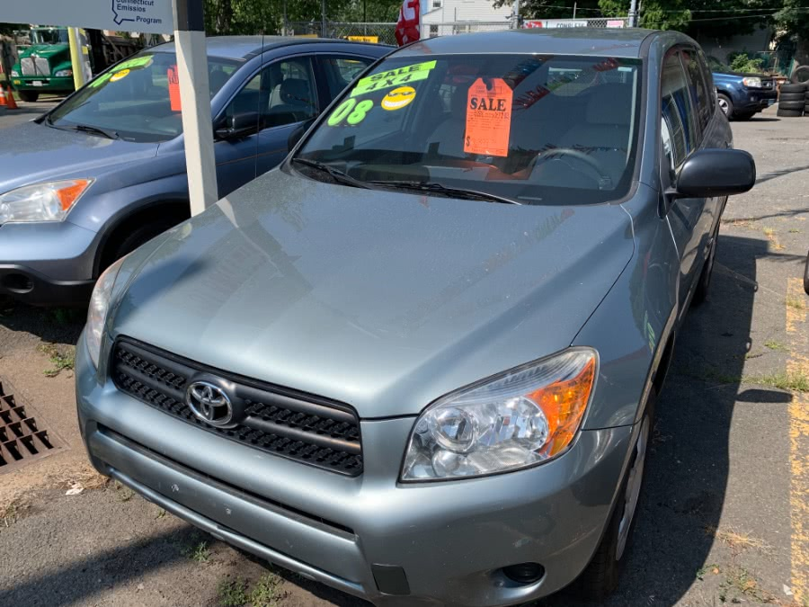 Used 2008 Toyota RAV4 in Hartford, Connecticut | Express Auto Sales LLC. Hartford, Connecticut