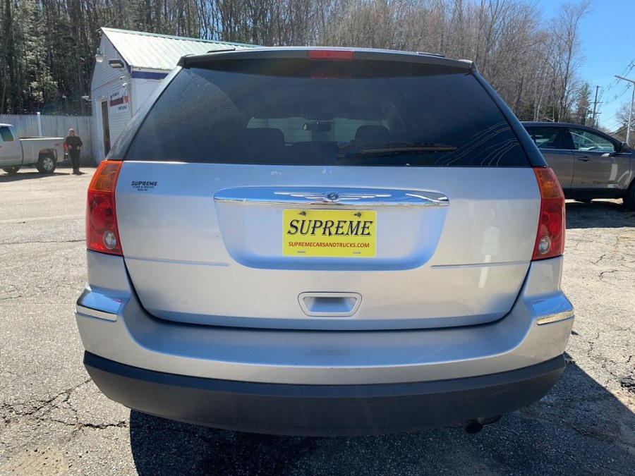 2006 Chrysler Pacifica 4dr Wgn Touring FWD, available for sale in Bow , New Hampshire   Supreme Cars and Trucks . Bow , New Hampshire