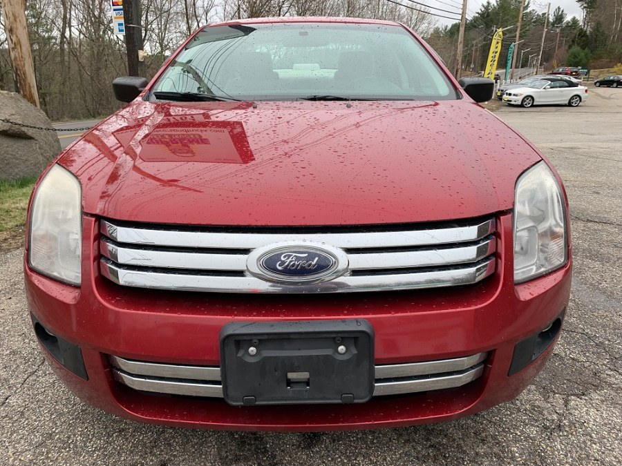 Used Ford Fusion 4dr Sdn I4 SE FWD 2008 | Supreme Cars and Trucks . Bow , New Hampshire