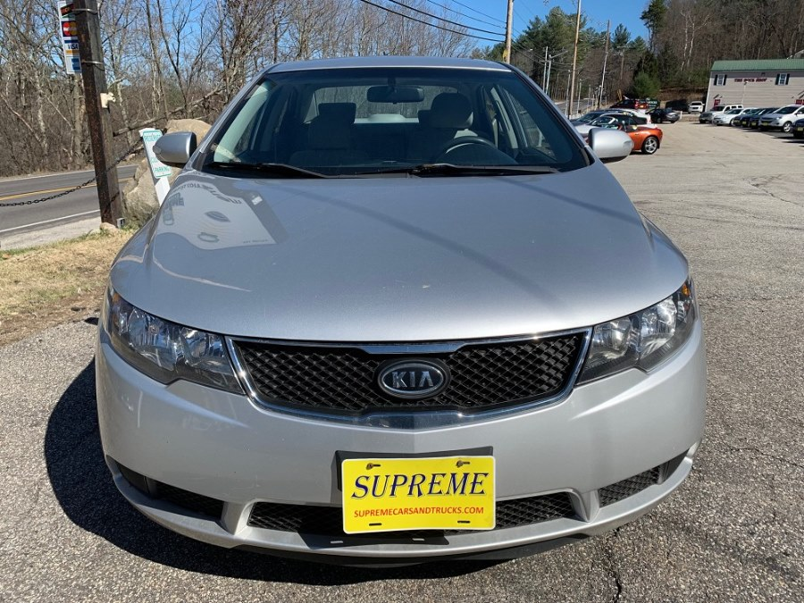 2010 Kia Forte 4dr Sdn Auto EX, available for sale in Bow , New Hampshire | Supreme Cars and Trucks . Bow , New Hampshire
