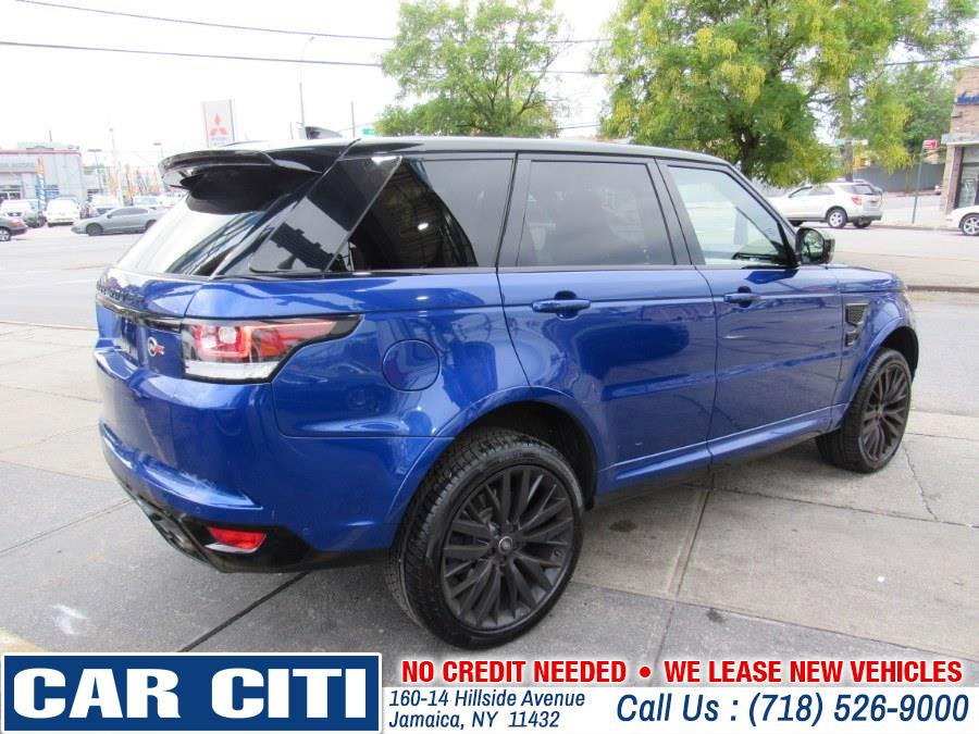 Used Land Rover Range Rover Sport V8 Supercharged SVR 2017 | ID Auto Mall . South Richmond Hill, New York