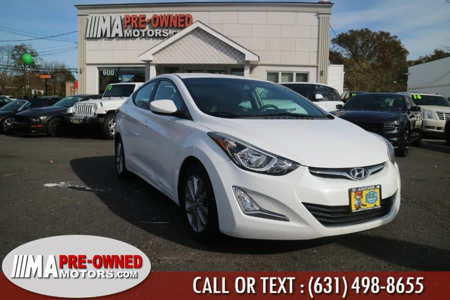 Used 2014 Hyundai Elantra in Huntington, New York | M & A Motors. Huntington, New York