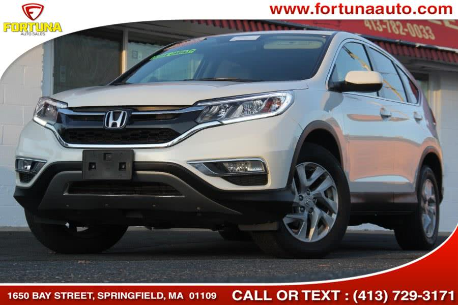 Used 2016 Honda CR-V in Springfield, Massachusetts | Fortuna Auto Sales Inc.. Springfield, Massachusetts