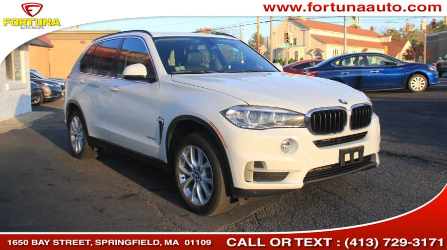 2016 BMW X5 AWD 4dr xDrive35i, available for sale in Springfield, Massachusetts | Fortuna Auto Sales Inc.. Springfield, Massachusetts