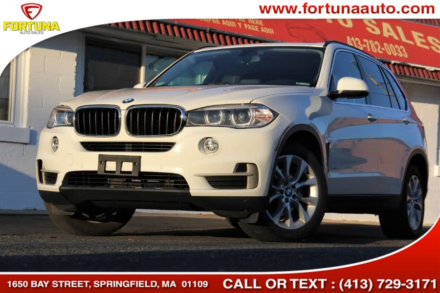 Used 2016 BMW X5 in Springfield, Massachusetts | Fortuna Auto Sales Inc.. Springfield, Massachusetts