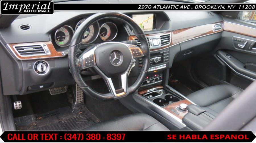 2014 Mercedes-Benz E-Class 4dr Sdn E350 Sport 4MATIC, available for sale in Brooklyn, New York | Imperial Auto Mall. Brooklyn, New York