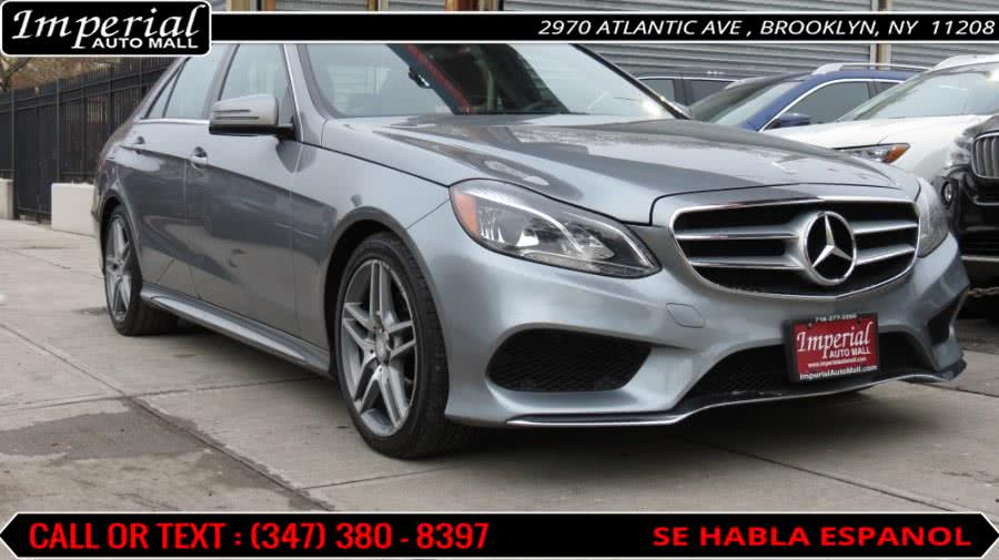 Used 2014 Mercedes-Benz E-Class in Brooklyn, New York | Imperial Auto Mall. Brooklyn, New York