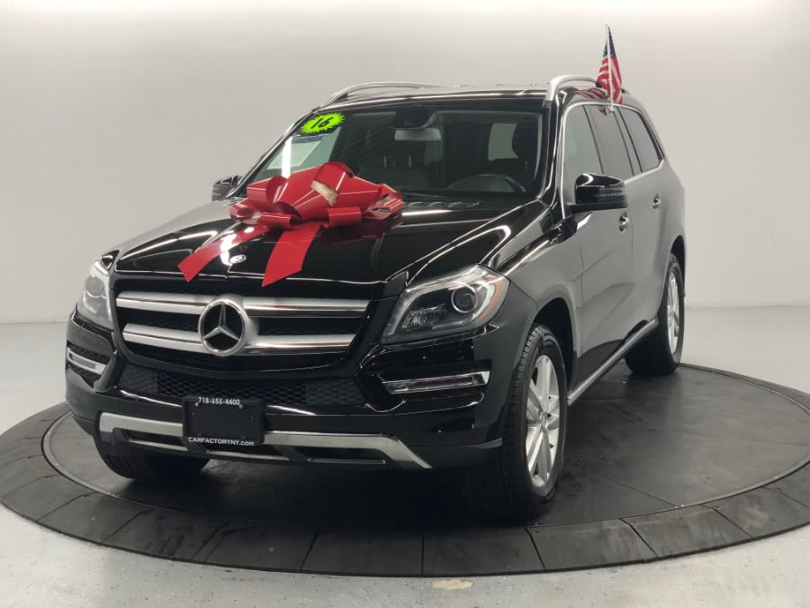Used 2016 Mercedes-Benz GL in Bronx, New York | Car Factory Inc.. Bronx, New York