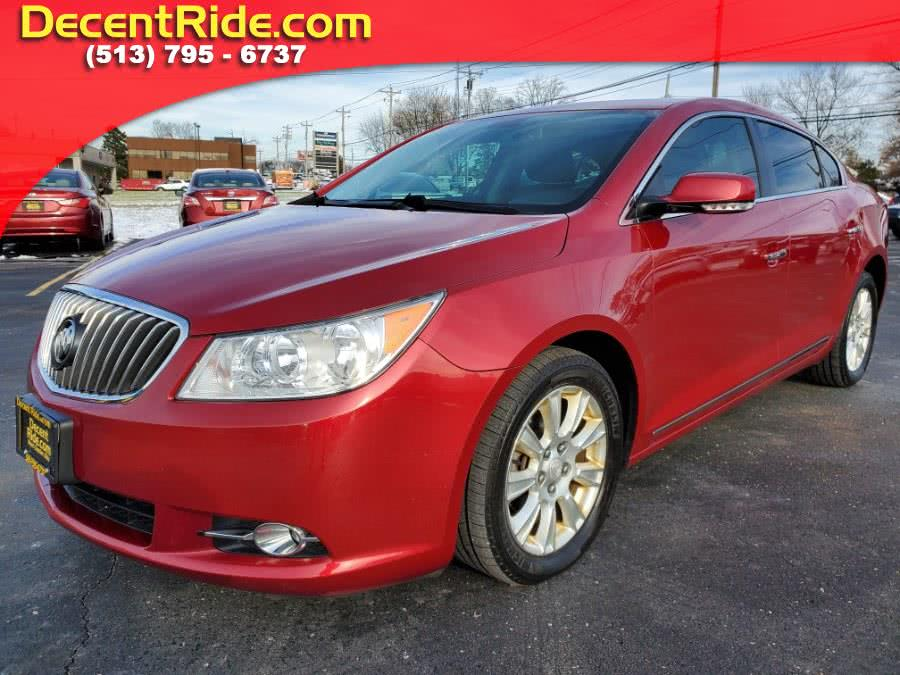 Used 2013 Buick LaCrosse in West Chester, Ohio | Decent Ride.com. West Chester, Ohio